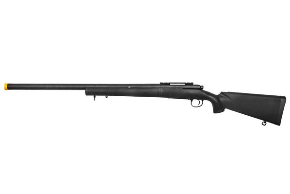 Classic Army M24 LTR Spring Airsoft Sniper Rifle, Black