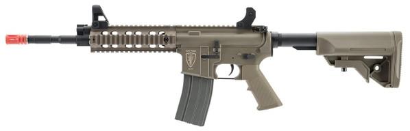 Elite Force M4 CFR Next Gen Airsoft Rifle, FDE/Tan