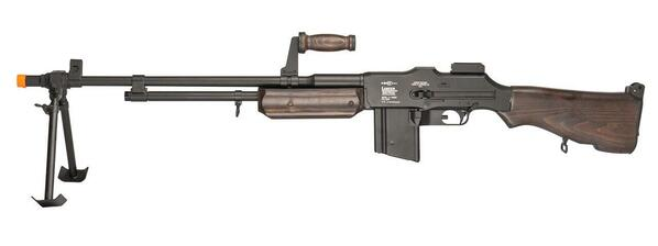 Lancer Tactical M1918 BAR Airsoft Machine Gun