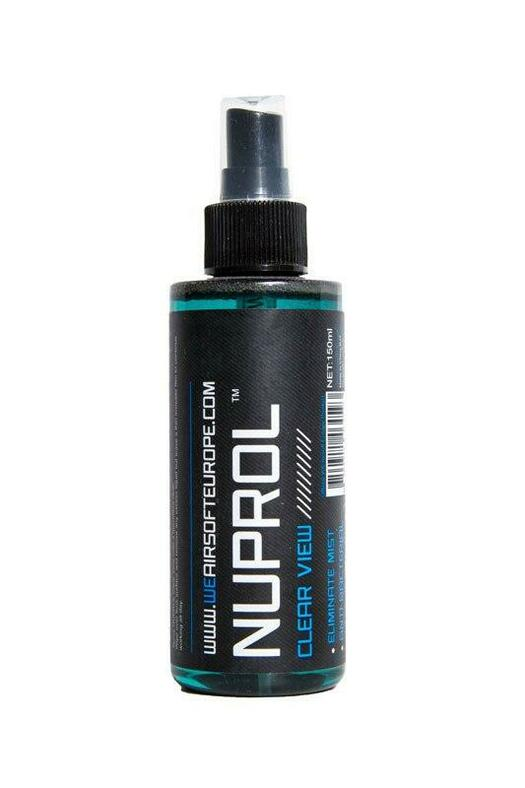 Nuprol Clear View Anti-Fog Lens Spray