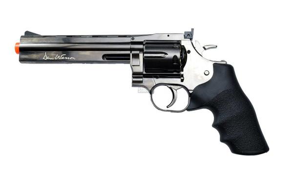 Dan Wesson 715 6 Steel Grey CO2 Airsoft CQB Revolver - Refurbished