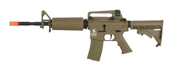 Lancer Tactical M4A1 AEG, Gen 2, Dark Earth