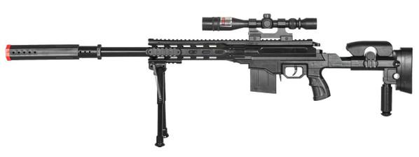 P2668 Spring Sniper Rifle, Black