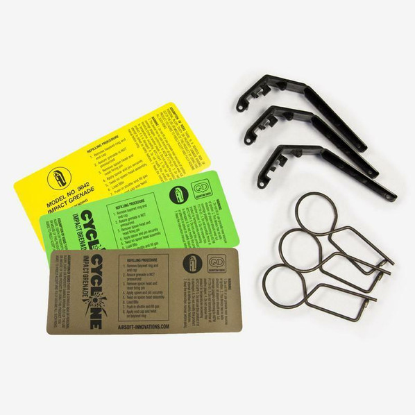 Airsoft Innovactions Cyclone Resupply Kit