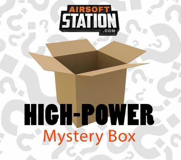 High-Power Mystery Box