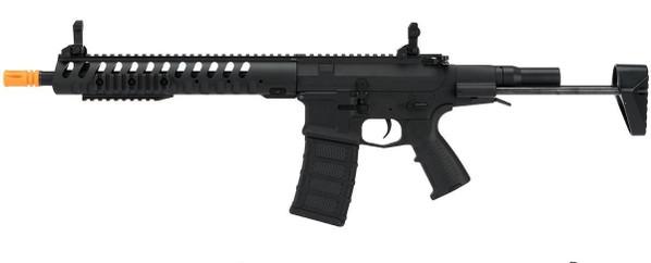 Classic Army Nemesis HEX AEG Airsoft Rifle, Black