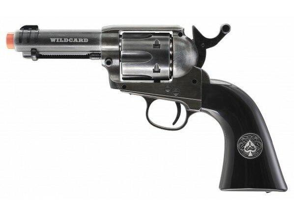 Limited Edition Legends Wild Card Revolver