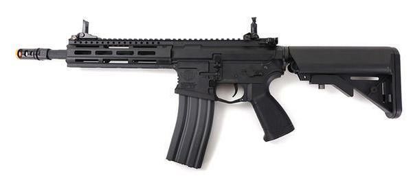 GandG CM16 Raider 2.0 AEG Airsoft Rifle, Black