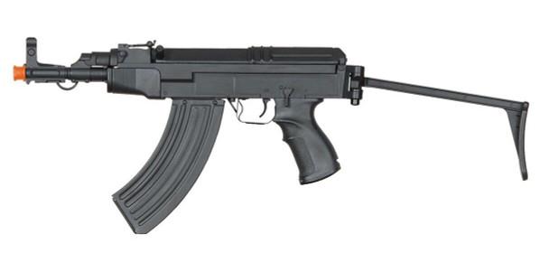 Ares SA VZ-58 AEG Airsoft Submachine Gun, Black