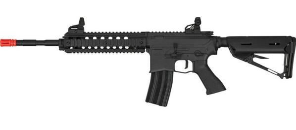 Valken ASL Series AEG Airsoft Rifle MOD-L, Black