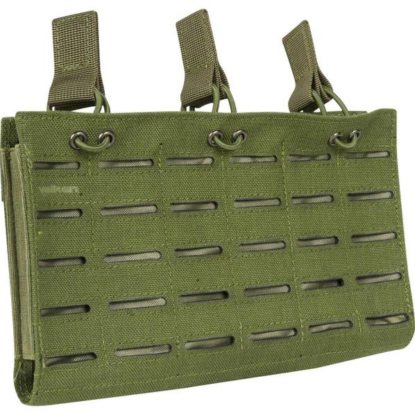 Valken Multi Rifle Triple Mag Pouch LC, OD Green