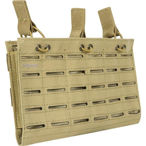 Valken Multi Rifle Triple Mag Pouch LC, Tan