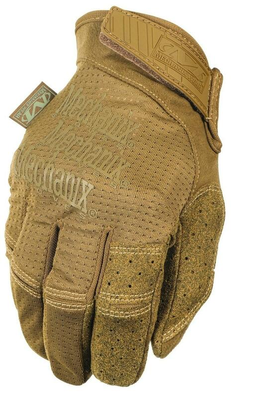 Mechanix Specialty Vent Tactical Gloves, Coyote