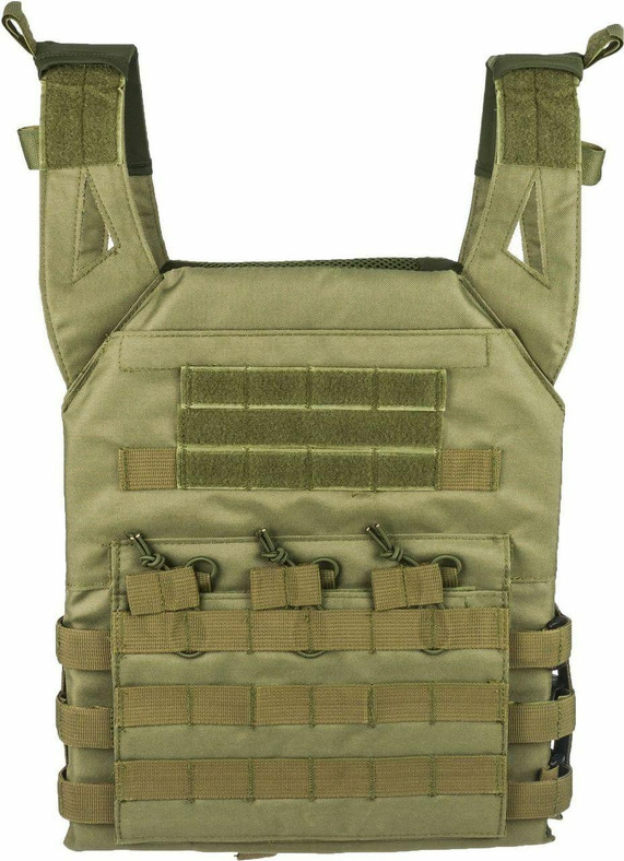 AMP Tactical JPC Vest FG 600D, Large