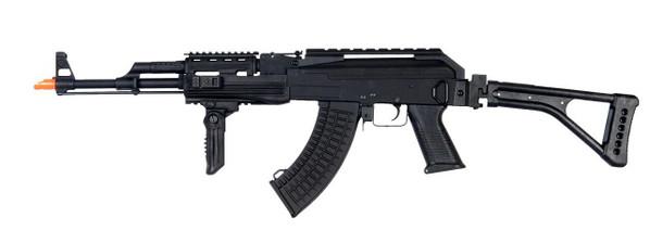 Lancer Tactical AK47 Tactical RIS Metal AEG w/ Folding Stock