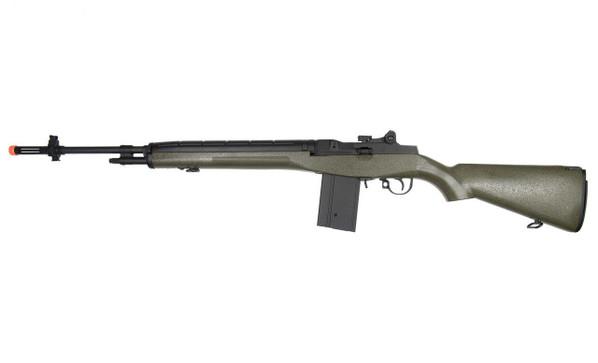 Lancer Tactical M14 Airsoft AEG Rifle, Green