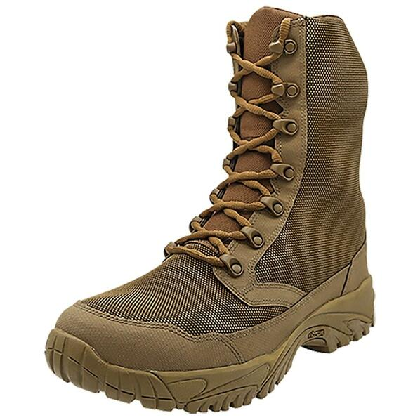 Altai 8 Laced Waterproof SuperFabric Mesh Tactical Boots, Brown