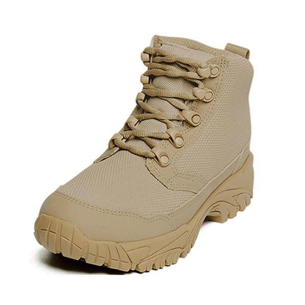 Altai 6 Laced Waterproof SuperFabric Mesh Hiking Boots, Tan