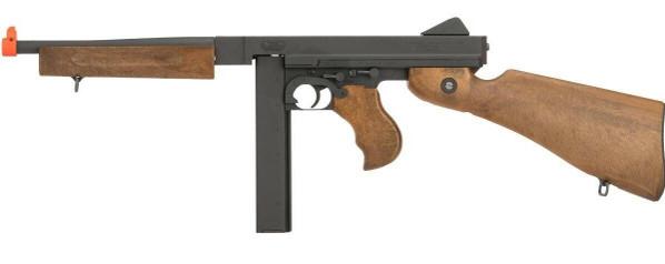 WE-Tech M1A1 Thompson Gas Blowback Airsoft Rifle