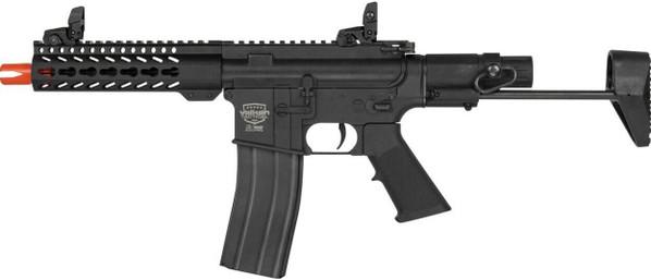 Valken Tiberius T15A1 PDW Airsoft Rifle, Black