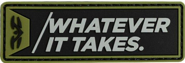 Valken Whatever It Takes Morale Patch