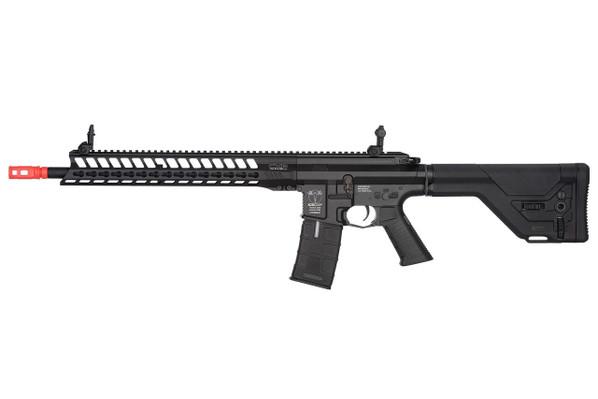 ICS ProLine CXP-YAK R SR Electric Blowback AEG Airsoft Rifle, Black