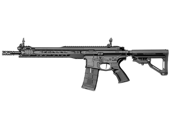 ICS ProLine CXP-MARS Carbine Electric Blowback AEG Airsoft Rifle, Black