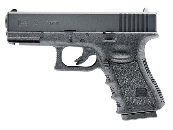 Officially Licensed GLOCK 19 Co2 Powered .177 Airgun