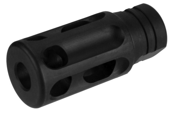 PTS Syndicate Airsoft Gogun Supercomb No Talon Flash Hider 14mm CCW