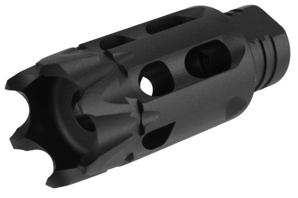 PTS Syndicate Airsoft Gogun Supercomb Talon Flash Hider 14mm CCW