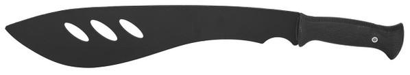Armory MOLLE Compatible Polymer Training Machete w/ Sheath, Black