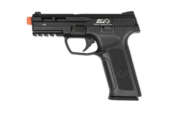 ICS BLE-XAE Gas Blowback Airsoft Pistol, Black