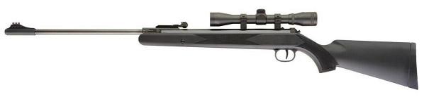 UMAREX Ruger Blackhawk .177 Air Rifle w/ Scope, Black