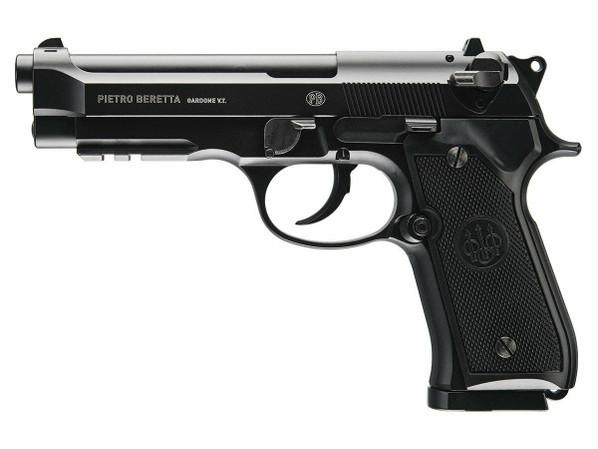 UMAREX Beretta M92 A1 Full Auto .177 Airgun, Black