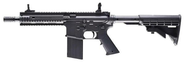 UMAREX Steel Force .177 Air Rifle, Black