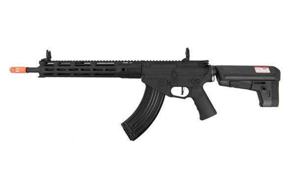 Krytac Trident 47 SPR M-LOK AEG Airsoft Rifle, Black