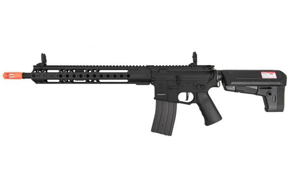 Krytac War Sport licensed GPR-CC M4 AEG Airsoft Rifle, Black