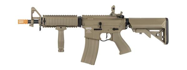 Lancer Tactical LT-02 MOD 0 MK18 M4 Proline Series Low FPS Airsoft Rifle, Tan