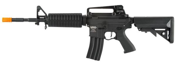 Lancer Tactical LT-03 M4A1 Proline Series Low FPS Airsoft Rifle, Black