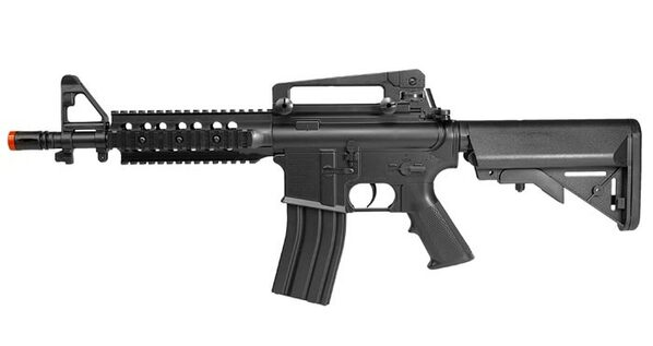 Crosman Pulse DP4 RIS Dual Power Airsoft Rifle