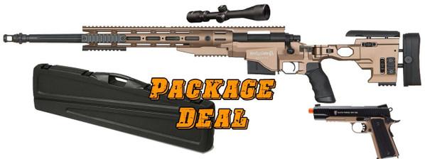 ARES Remington MSR700 Full Sniper Combo