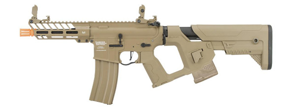 Lancer Tactical Enforcer Series LT-29 MOD 1 Proline Low FPS Airsoft Rifle, Tan