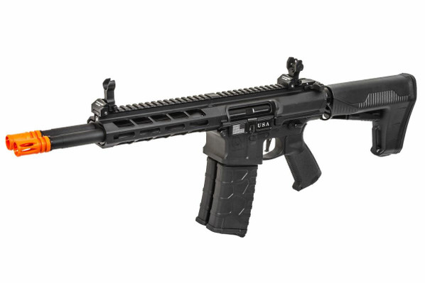 Classic Army DT4 Double-Barrel M4 Airsoft Rifle, Black