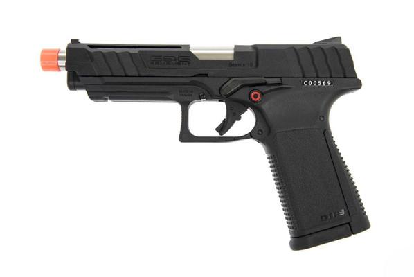 GandG GTP9 Gas Blow Back Airsoft Pistol, Black