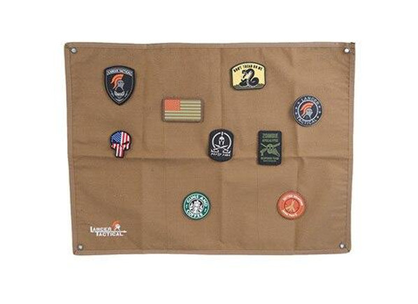 Patch Collector Panel, Tan