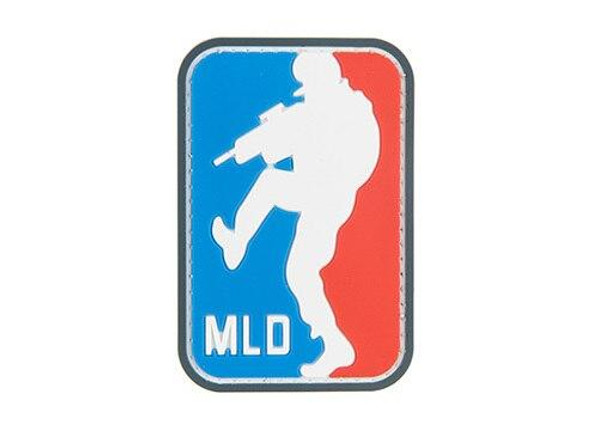 G-Force Major League Destroyer Patch, Blue/Red
