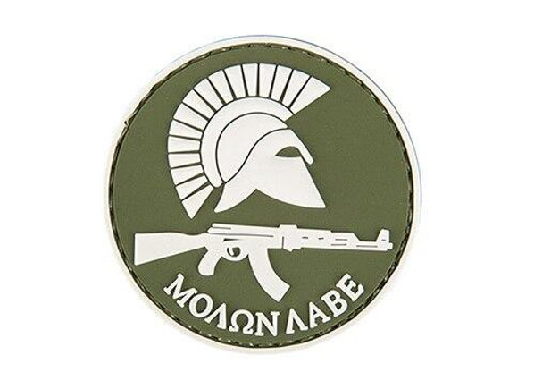 Moaon Aabe PVC Patch, OD Green