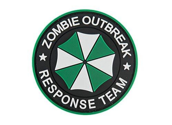 G-Force Zombie Outbreak Response Team PVC Patch