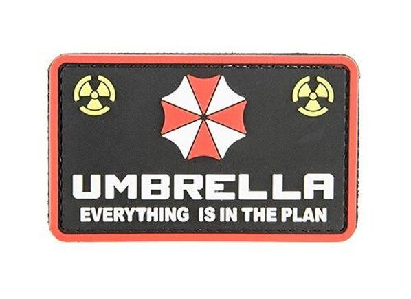 G-Force Umbrella Corp PVC Morale Patch