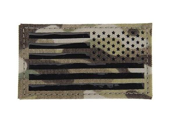 Signal Skills IR Patch Right US Flag, Modern Camo